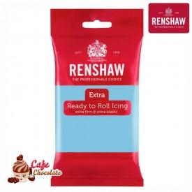 Masa Cukrowa Niebieski Pastelowy Renshaw Extra 250g