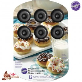Wilton Forma Metalowa Medium Donat 12 gniazd
