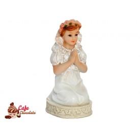 Figurka Komunijna Dziewczynka 11 cm