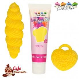 FunColours Barwnik Żółty - Yellow