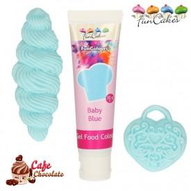 FunColours Barwnik Błękitny - Baby Blue