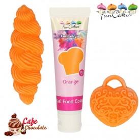 FunColours Barwnik Pomarańczowy - Orange
