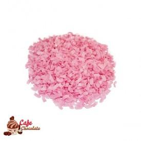 Posypka Waflowa Różowa Jasna 100g