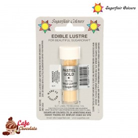 Barwnik Pastelowe Złoto 2g Sugarflair