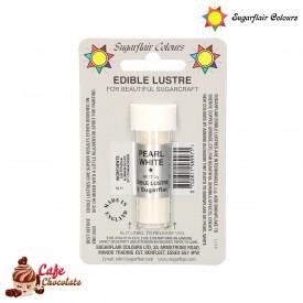 Barwnik Perłowy Biały 2g Sugarflair