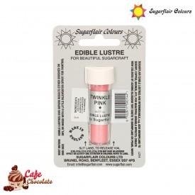Barwnik Migoczący Różowy 2g Sugarflair