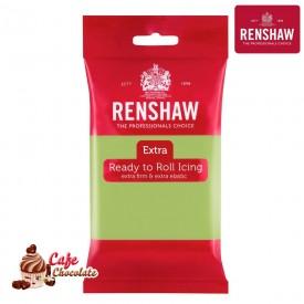 Masa Cukrowa Zielony Pastelowy Renshaw Extra 250g