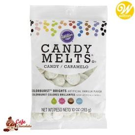 Polewa Tęczowa Candy Melts 283g Wilton
