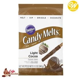 Polewa Jasna Czekolada Candy Melts 340g Wilton
