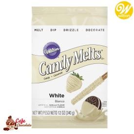 Polewa Biała Candy Melts 340g Wilton