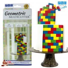 Geometryczna Prostokąty Zestaw PME