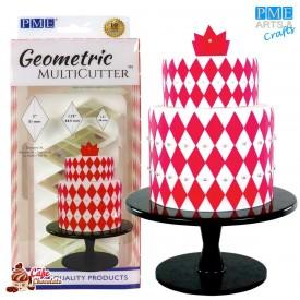 Geometryczna Diamenty Zestaw XL PME
