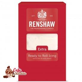 Masa Cukrowa Biała Renshaw Extra 1kg