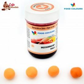 Food Colours Barwnik żel Brzoskwiniowy 35g