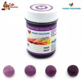 Food Colours Barwnik żel Fioletowy 35g