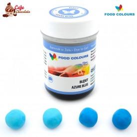 Food Colours Barwnik żel Błękitny 35g