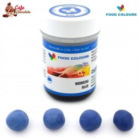 Food Colours Barwnik żel Niebieski 35g