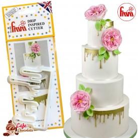 Wycinarka Sopelki Drip Cake FMM