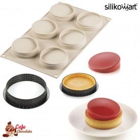 Silikomart SEMISFERA Półkula forma silikonowa