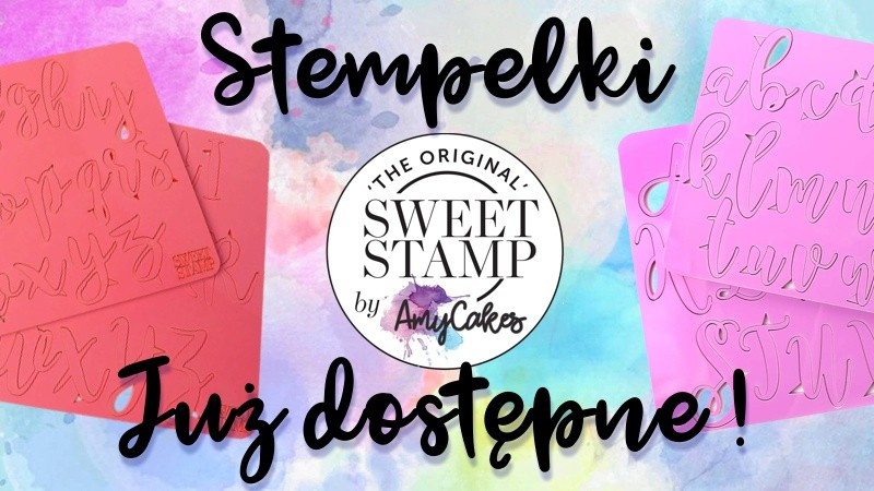 Stempelki Sweet Stamp